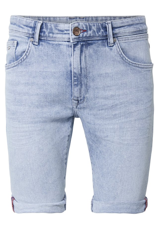Jeans Shorts - bleached