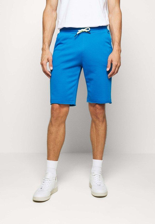 Tracksuit bottoms - electric blue