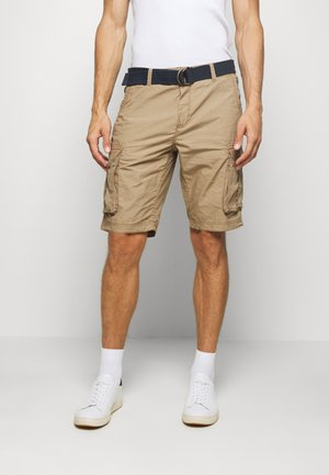 Shorts - dark tobacco
