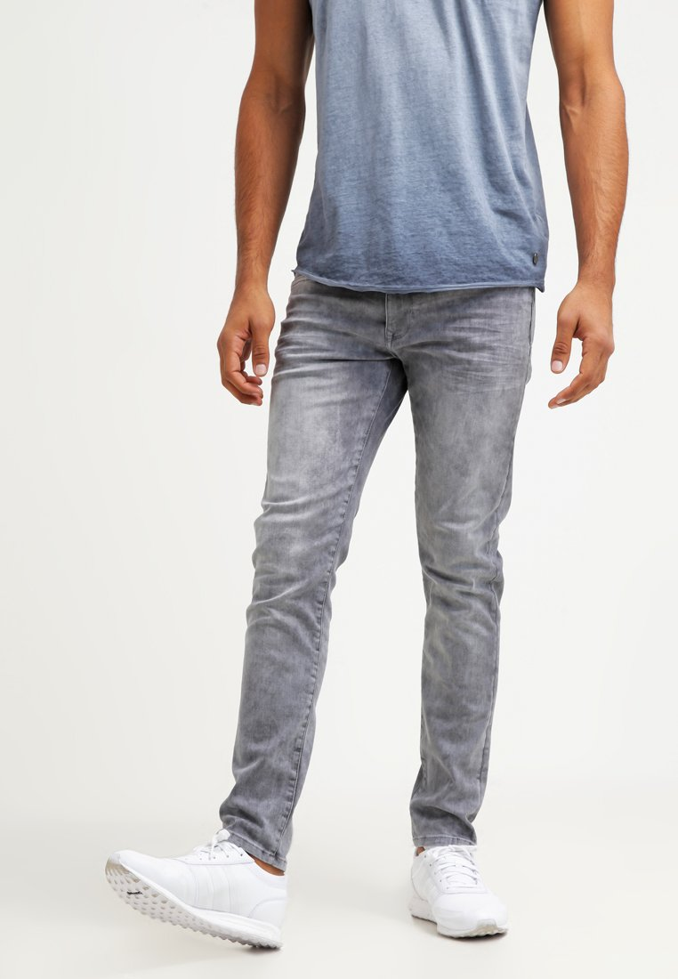 Petrol Industries - SEAHAM - Jeans Slim Fit - dustysilver