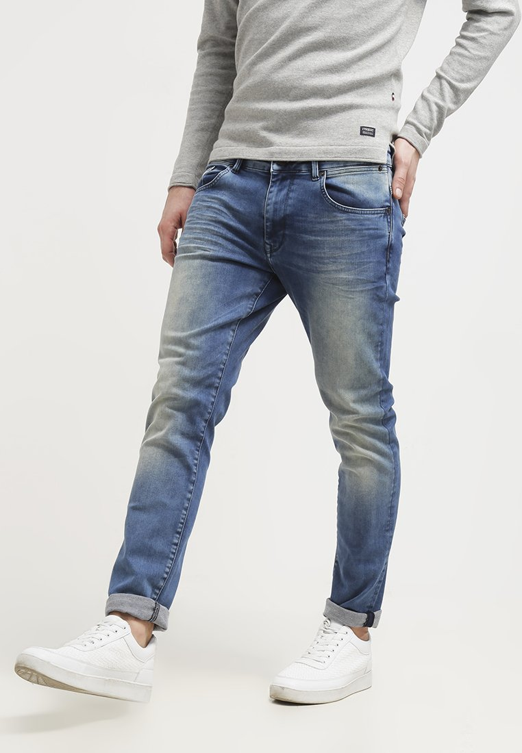Petrol Industries - SEAHAM - Jeans Slim Fit - greenshadow
