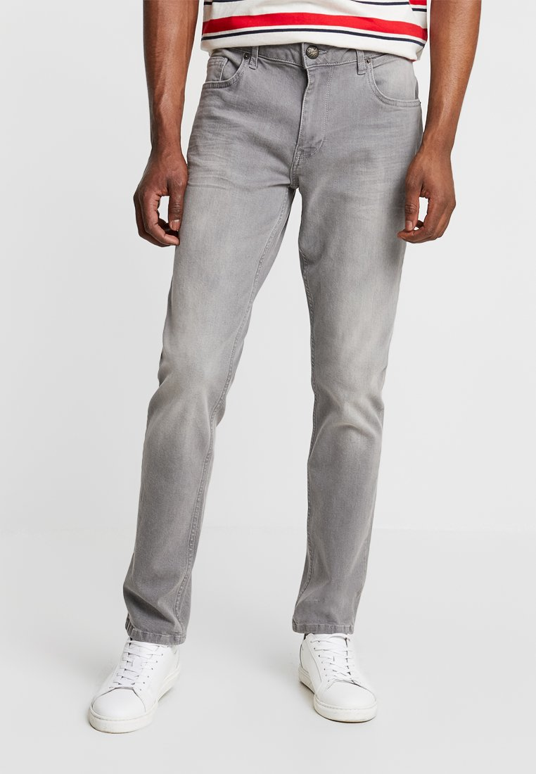 Petrol Industries - TYMORE - Jeans Tapered Fit - grey