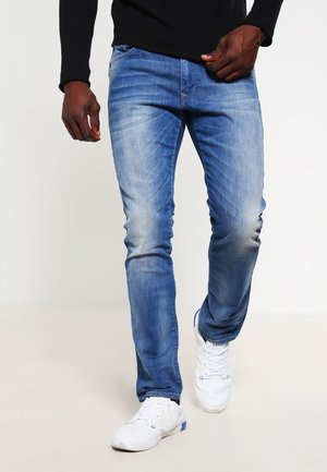 SHERMAN - Slim fit jeans - light stone