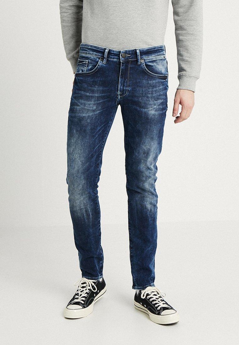 Petrol Industries - SEAHAM - Jeans Slim Fit - blue denim