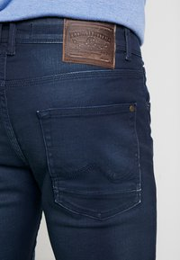 Petrol Industries - SEAHAM COATED - Džíny Slim Fit - midnight blue - 3