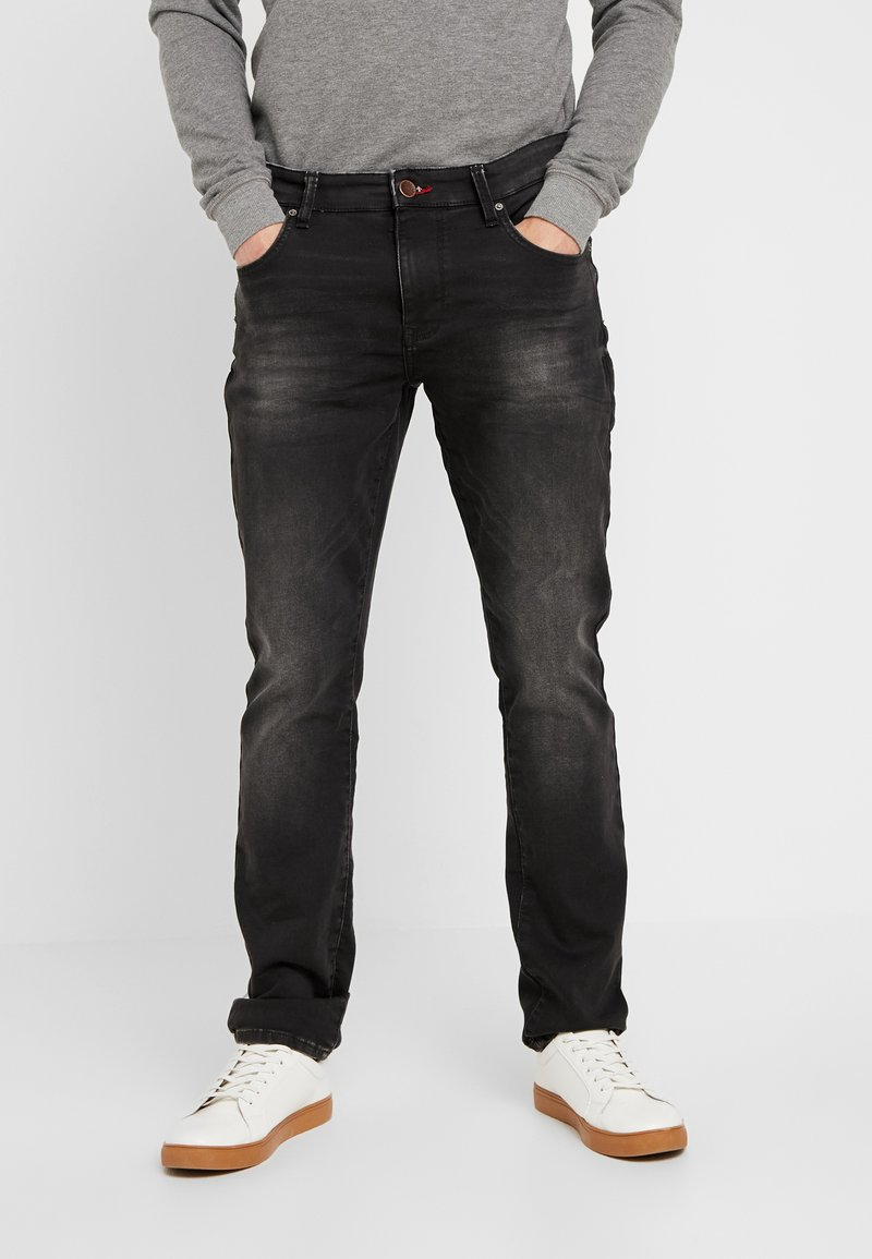 Petrol Industries - JACKSON - Slim fit jeans - black stone