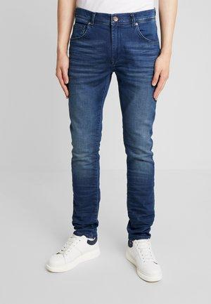 JACKSON - Jeansy Slim Fit - dark blue