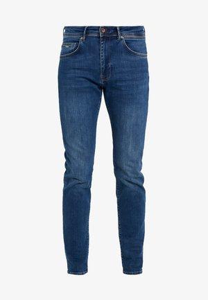 SEAHAM CLASSIC - Slim fit jeans - medium blue