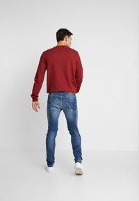 Petrol Industries - SEAHAM REPAIR - Slim fit jeans - midnight blue - 2