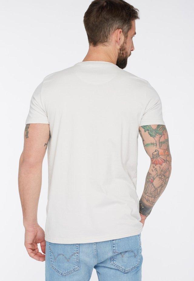 Print T-shirt - antartica