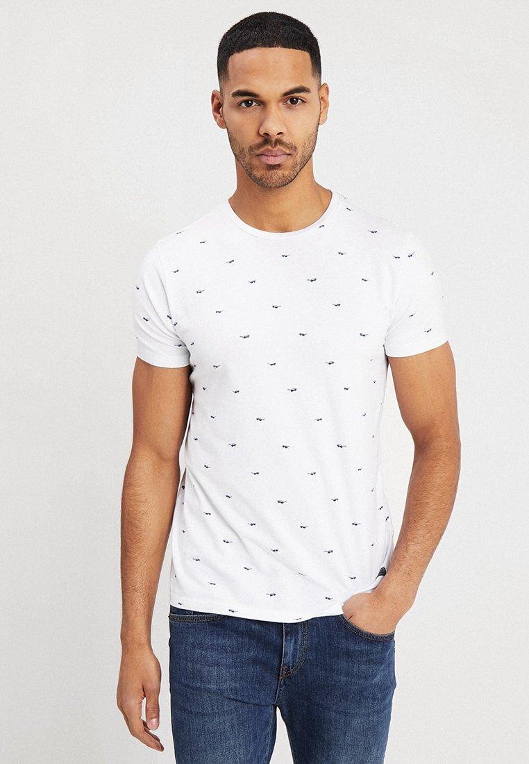 Petrol Industries - T-Shirt print - bright white