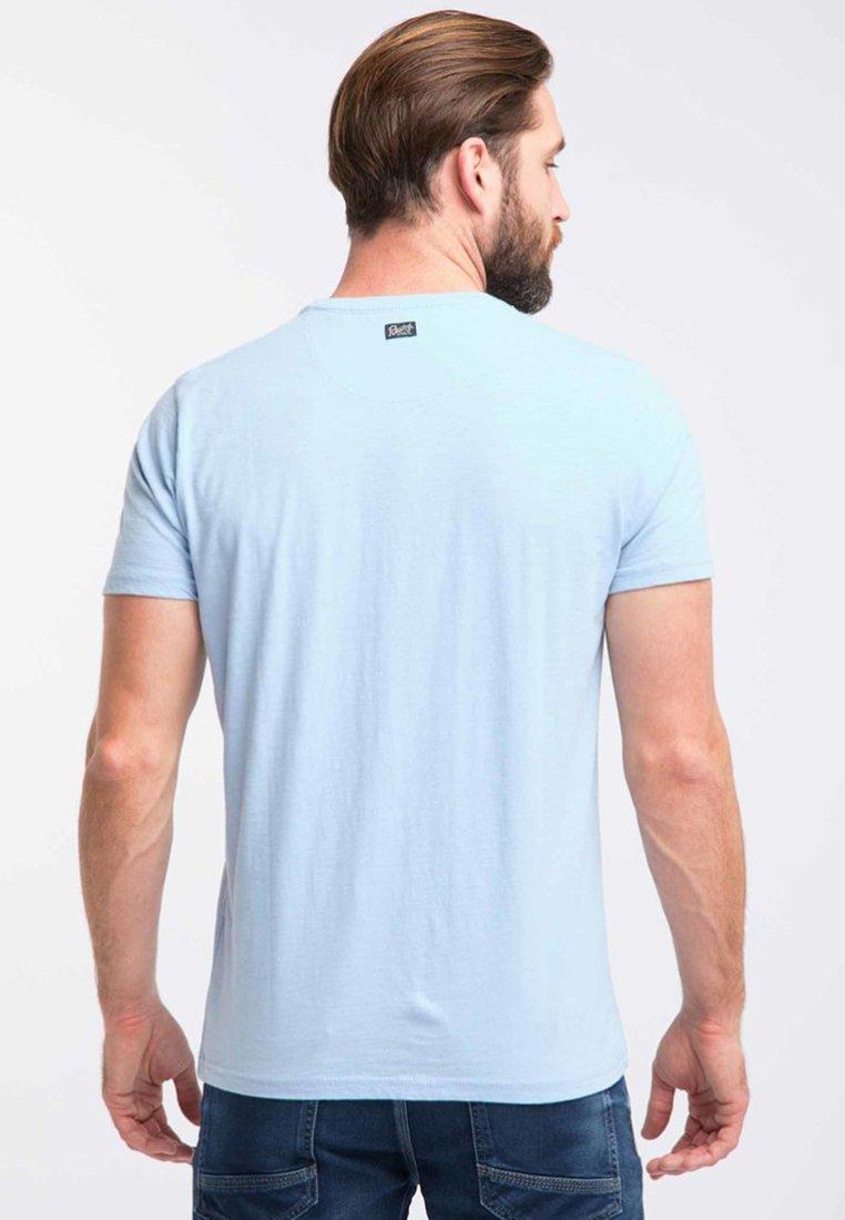 ImpriméSteel Petrol T Blue Industries shirt UpVSzM