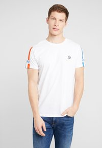 Petrol Industries - Camiseta estampada - bright white - 0