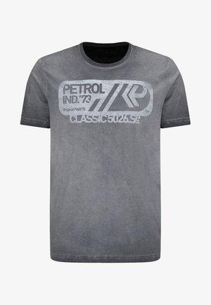 T-shirt print - raven grey