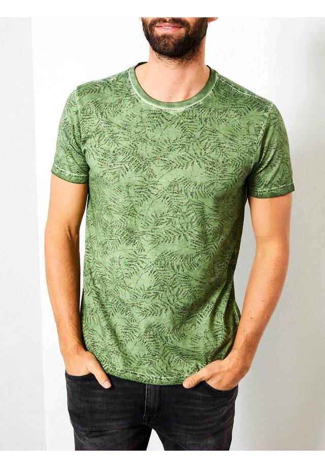 T-shirt print - rucola