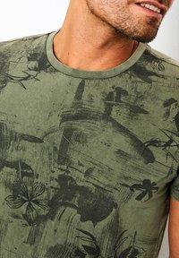 Petrol Industries - T-shirt print - greenstone - 2