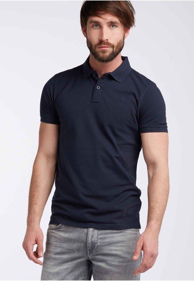 Poloshirt - deep navy