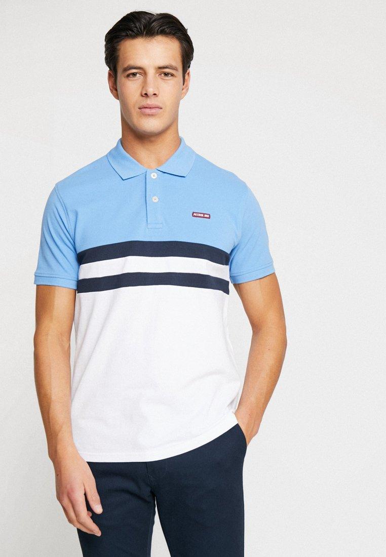 Petrol Industries - Poloshirt - cool blue