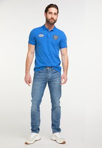 Petrol Industries - Polo - daytona blue - 1