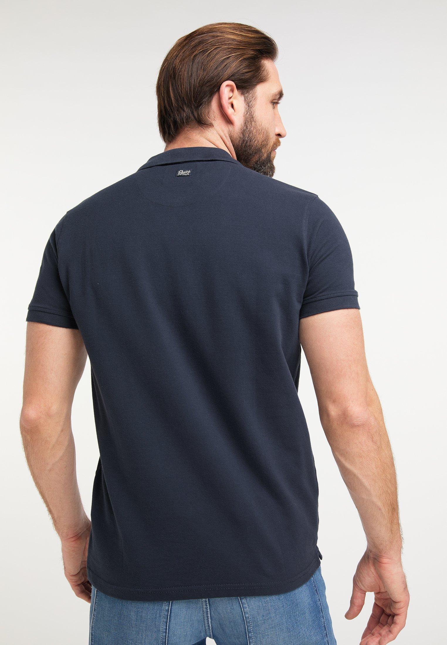Petrol Industries Poloshirt - Poloshirts Deep Navy