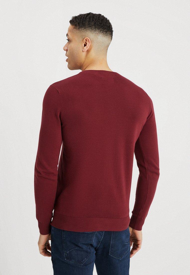 Petrol Industries Sweter - skar red