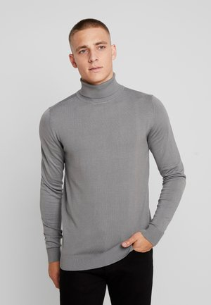 Pullover - bright steal