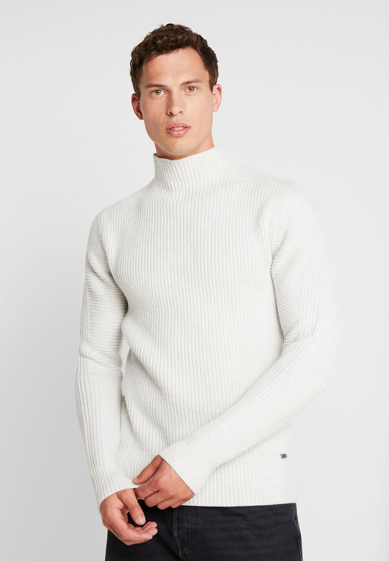 Petrol Industries - Pullover - antique white