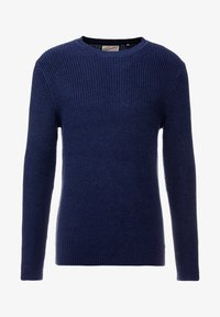 Petrol Industries - CREW NECK - Trui - deep navy
