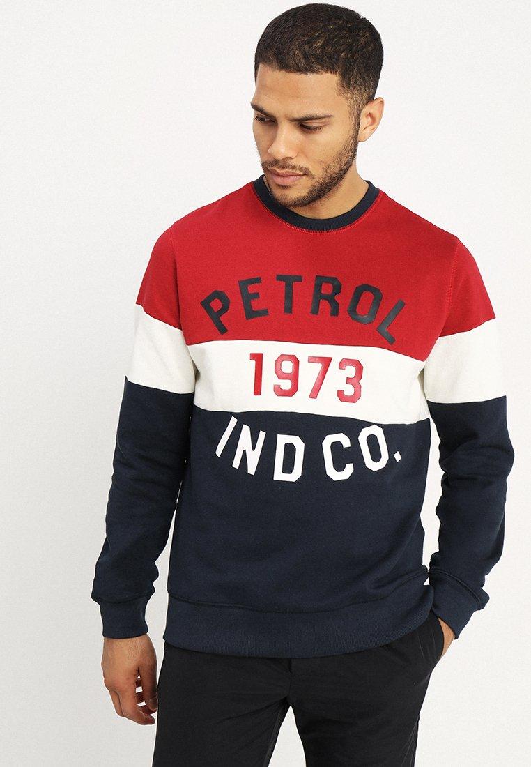 Petrol Industries - Sweater - deep navy