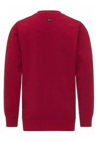 Petrol Industries - Sweatshirt - fire red - 1