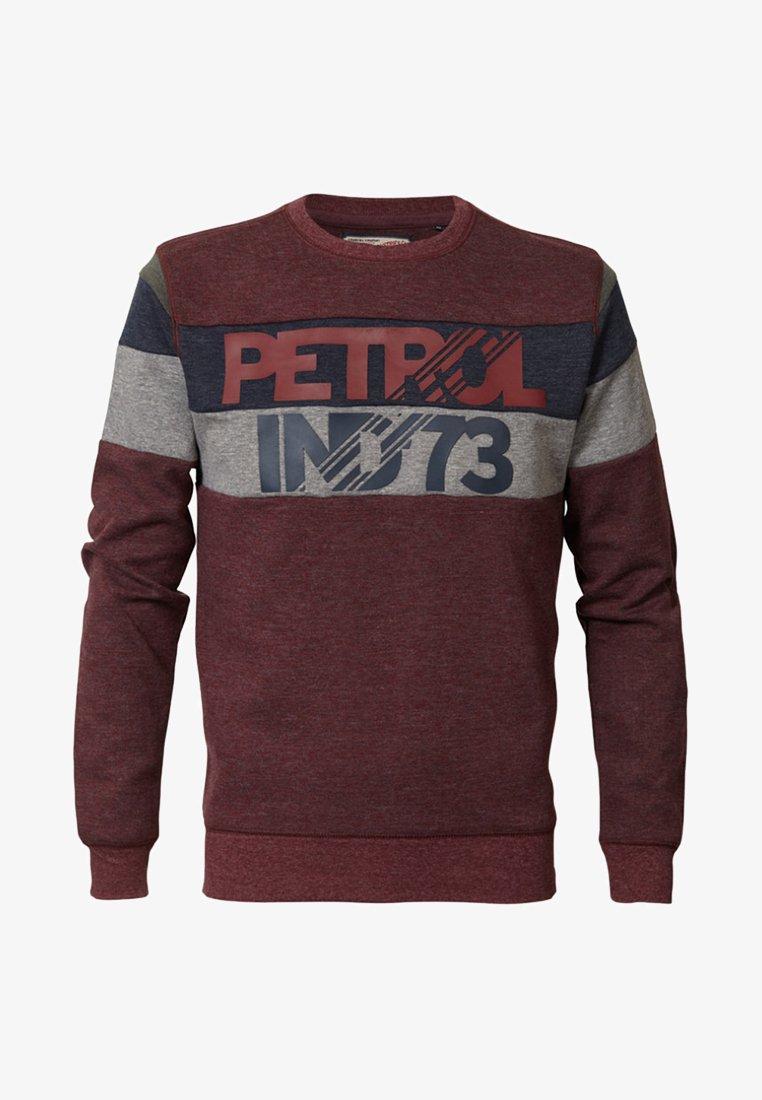 Petrol Industries - PETROL INDUSTRIES  - Sweatshirt - red