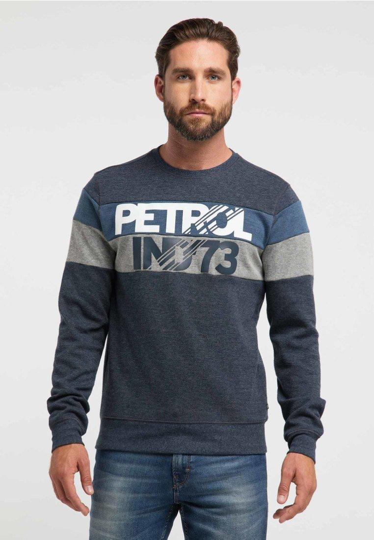 Navy Petrol Deep Petrol Navy IndustriesSweatshirt IndustriesSweatshirt Petrol IndustriesSweatshirt Deep Deep I6fb7Yygv