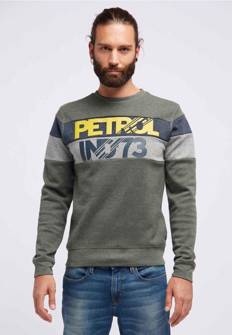 Petrol Industries - PETROL INDUSTRIES  - Sweatshirts - olive