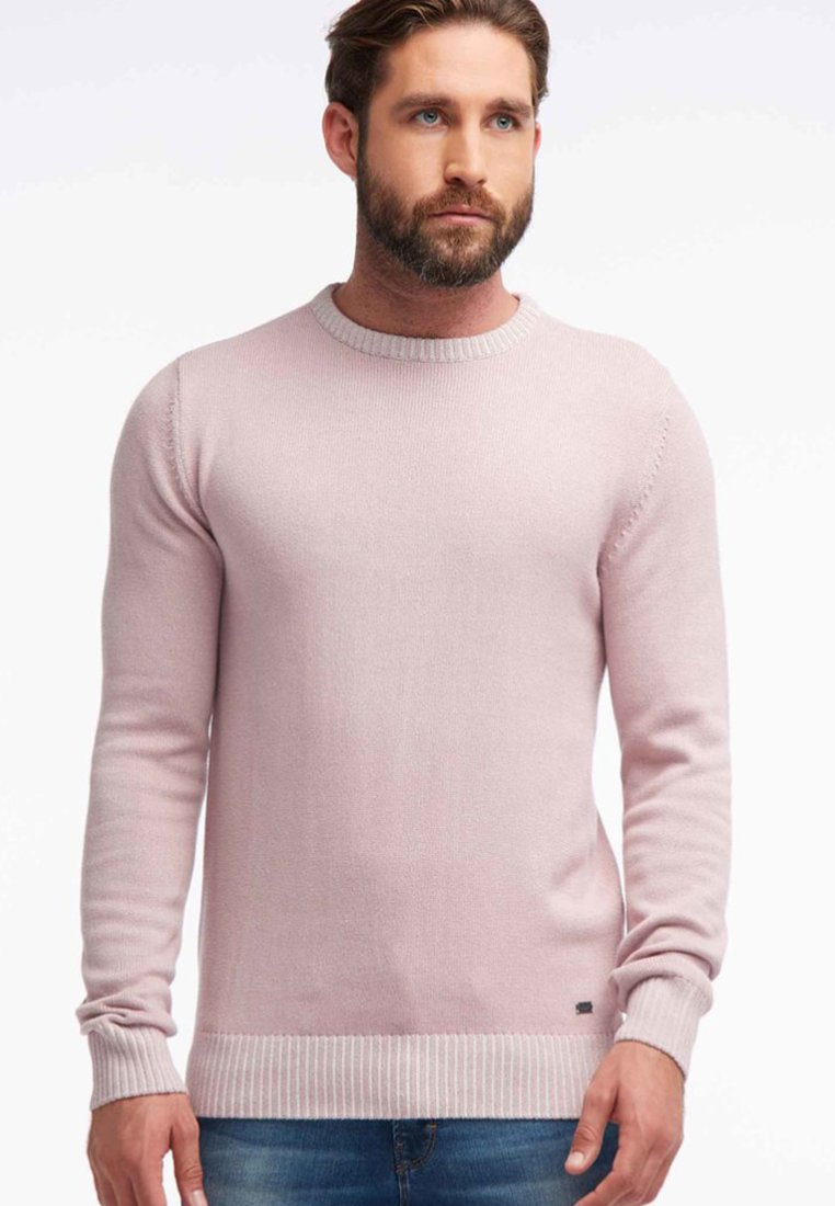 Petrol Industries - Maglione - light cranberry