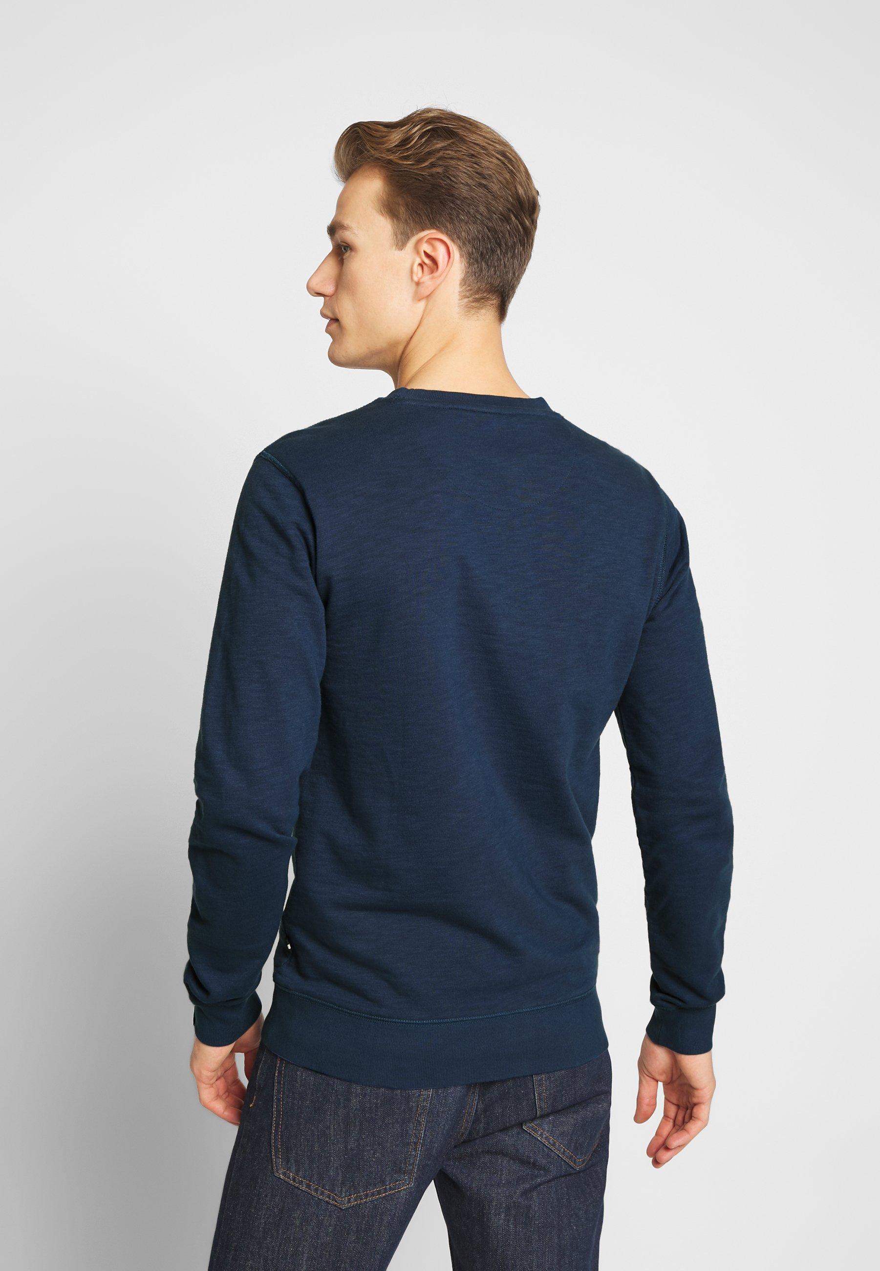 Petrol Industries Sweatshirt - petrol blue
