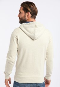 Petrol Industries - veste en sweat zippée - white - 2