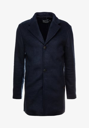 Short coat - deep navy