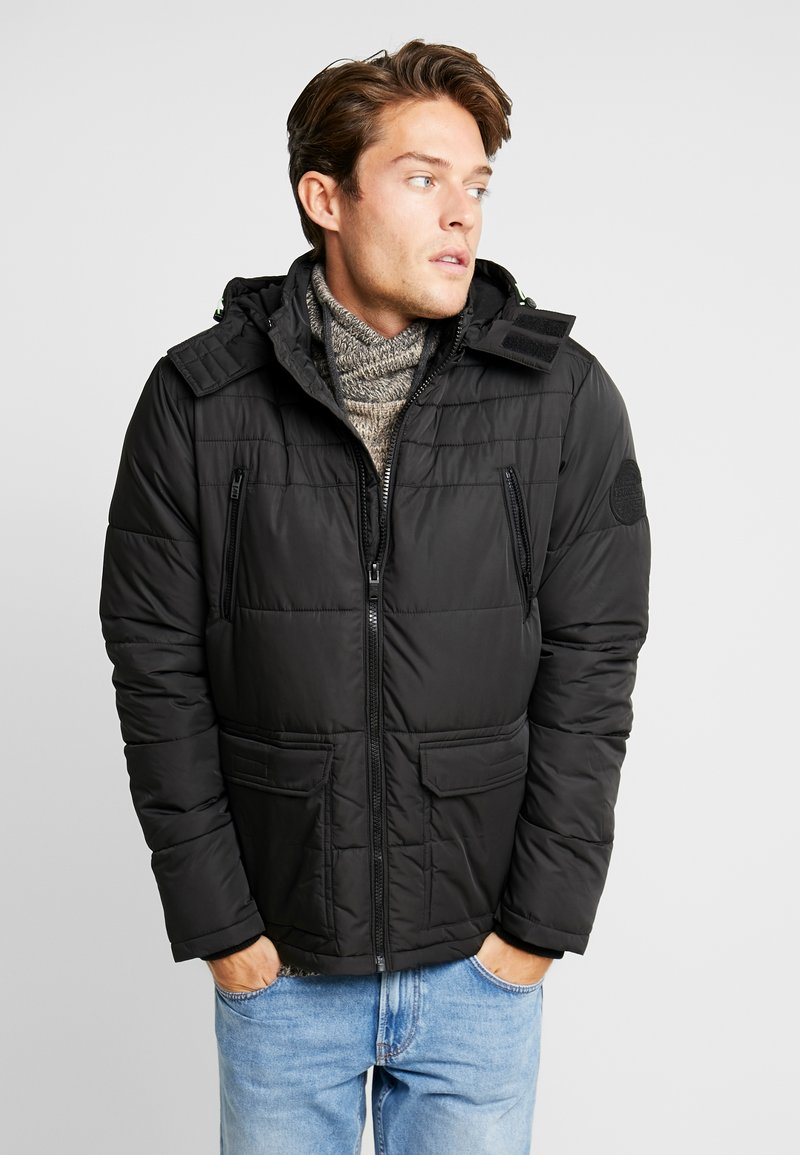 Petrol Industries - Winter jacket - black