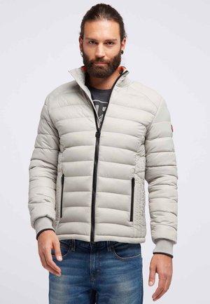 Zimní bunda - classic grey