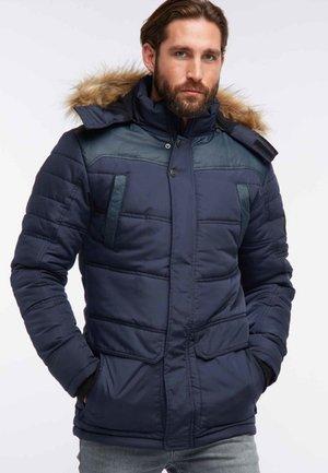 Zimní bunda - deep navy