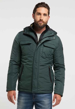 Giacca invernale - green