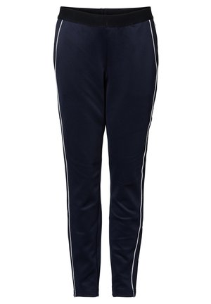 Trousers - deep navy