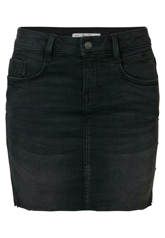 JEANSROCK - Denim skirt - steal