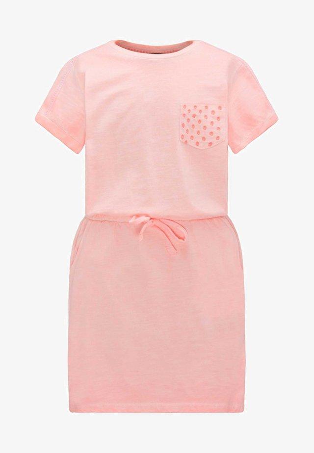 Jerseyjurk - bright pink