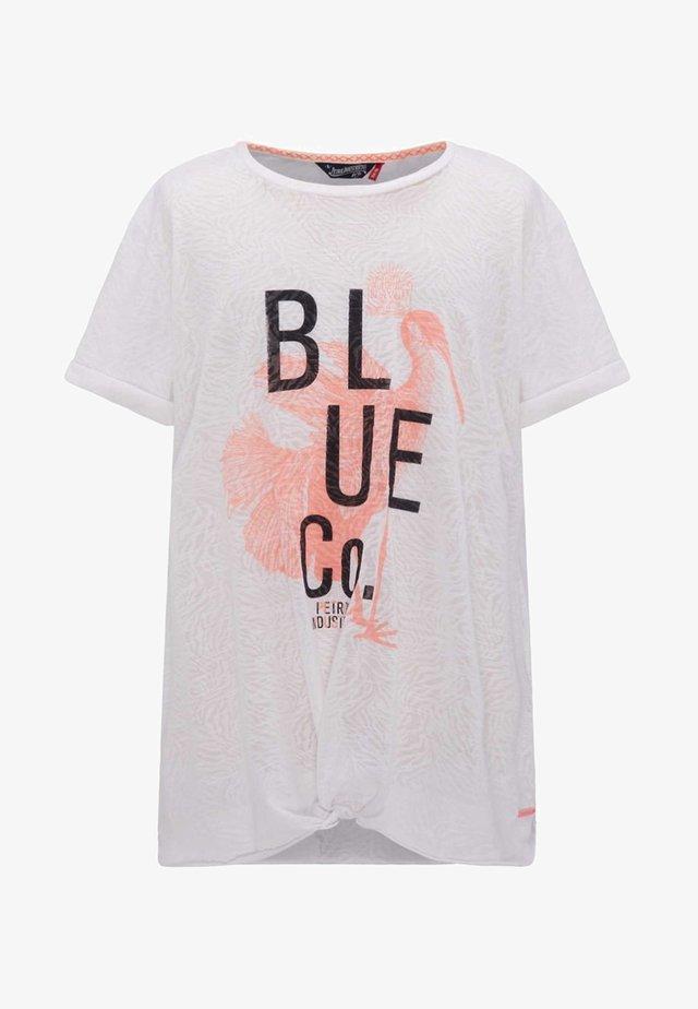 Camiseta estampada - snow white