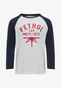 Petrol Industries - Top sdlouhým rukávem - white - 0