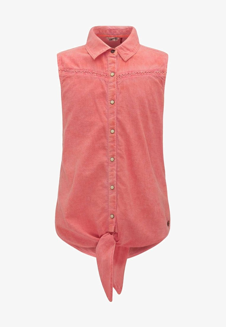 Petrol Industries - Button-down blouse - sundown