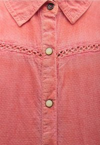 Petrol Industries - Button-down blouse - sundown - 2