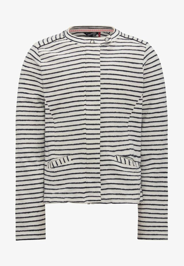 PETROL INDUSTRIES - Cardigan - whisper white