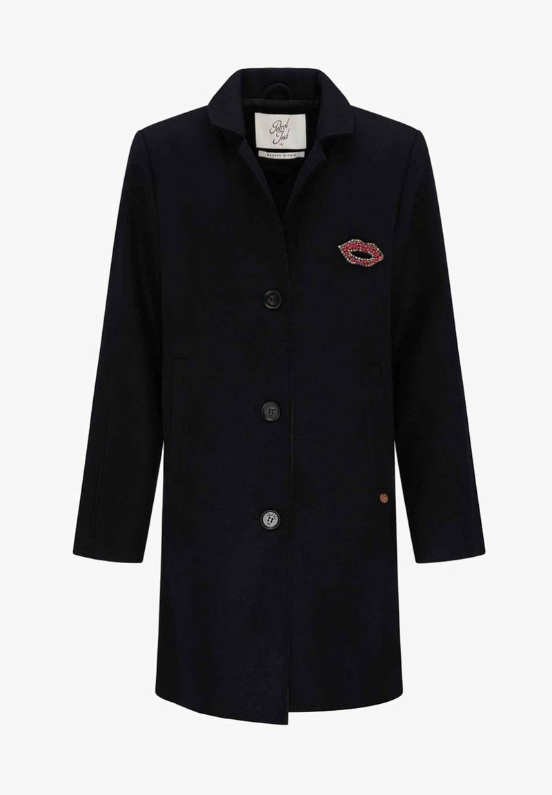 Petrol Industries - Classic coat - black navy